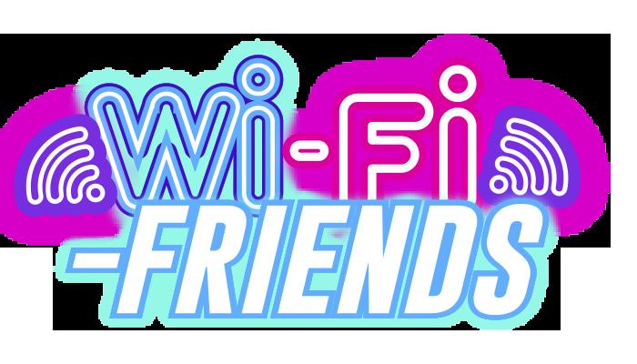 cna holding wi fi friends